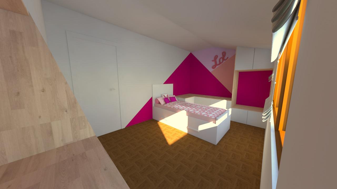 Les chambres de Jeanne & Augustin